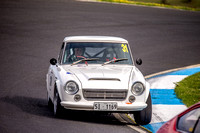 Muscle Car Cup Under 2 Litres - 3 Geoff Duggan - Sunday - 2nd October 2016-4