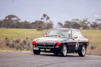 3 Mark Dilger MGB GT 1972 Regularity Marque Sportscars & Invited Group 3 - Saturday