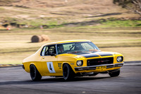 Historic Touring Car 4 - Super Sprint - Baskerville 22nd May 2016-7