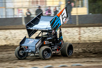 sprintcar 13 T13 Chris Gallagher - 29 - Hobart - 2nd April 2016-8