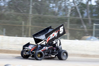sprintcar 5 t5 adrian redpath - 2 - Latrobe Practice Day - 11th October 2014-7