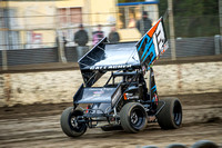 sprintcar 13 T13 Chris Gallagher - 29 - Hobart - 2nd April 2016-3
