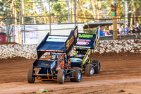 Sprintcar 4 T4 - 28 - Carrick - 27th March 2016-16