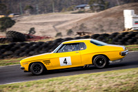 Historic Touring Car 4 - Super Sprint - Baskerville 22nd May 2016-12