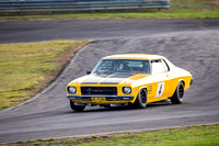 Historic Touring Car 4 - Super Sprint - Baskerville 22nd May 2016-13