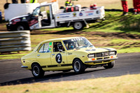Historic Touring Car 2 - Super Sprint - Baskerville 22nd May 2016-6