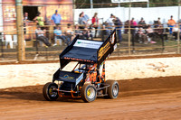 Sprintcar 4 T4 - 28 - Carrick - 27th March 2016-6