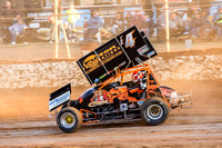Sprintcar 4 T4 - 28 - Carrick - 27th March 2016-9
