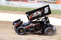 sprintcar 5 t5 adrian redpath - 2 - Latrobe Practice Day - 11th October 2014-5