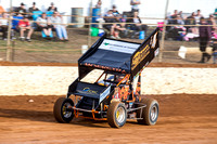 Sprintcar 4 T4 - 28 - Carrick - 27th March 2016-5