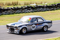 141 Scott Waters Ford Escort MkI Muscle Car Cup Under 2 Litres - Saturday-2