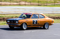 2 Jason Humble Mazda RX2 Coupe Group N Under 3 Litre - Friday Practice-6