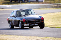 3 Mark Dilger MGB GT 1972 Regularity Marque Sportscars & Invited Group 3 - Saturday-7