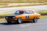 2 Jason Humble Mazda RX2 Coupe Group N Under 3 Litre - Friday Practice-8