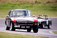 3 Mark Dilger MGB GT 1972 Regularity Marque Sportscars & Invited Group 3 - Sunday-4