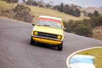 22 Andrew Mitchell Ford Escort MkII Muscle Car Cup Under 2 Litres - Saturday-2