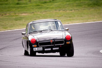 3 Mark Dilger MGB GT 1972 Regularity Marque Sportscars & Invited Group 3 - Sunday-3