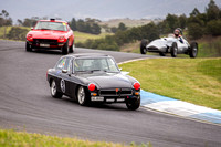 3 Mark Dilger MGB GT 1972 Regularity Marque Sportscars & Invited Group 3 - Saturday-5