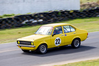 22 Andrew Mitchell Ford Escort MkII Muscle Car Cup Under 2 Litres - Saturday-5