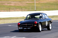 3 Mark Dilger MGB GT 1972 Regularity Marque Sportscars & Invited Group 3 - Friday Practice-2