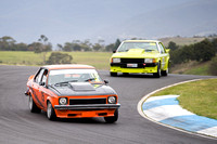15 Chris Temby Holden Torana Muscle Car Cup Over 2 Litres - Saturday-3