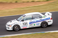 Improved Production 31 Tony Warren Mitsubishi Evo 7 - Super Series Rnd 6 - 16th Nov 2014-2