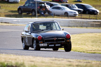3 Mark Dilger MGB GT 1972 Regularity Marque Sportscars & Invited Group 3 - Saturday-8