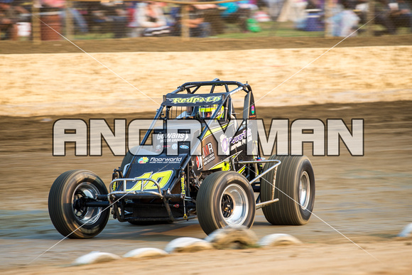 wingless 10 t10 Luke Redpath - 15 - Latrobe - 16th Jan 2016