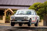 16 - Mark Brooks - 1973 Datsun 1600 B - Ross Hill Climb - 12th March 2017-9