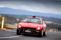 30 - Adrian Hodgetts - 1970 Datsun 240Z C - Ross Hill Climb - 12th March 2017-3