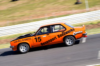 15 Chris Temby Holden Torana Muscle Car Cup Over 2 Litres - Friday Practice-3