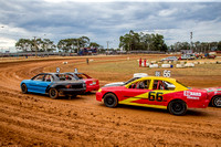 Street Stock 66 T66 - 7 - Carrick - 25th November 2017-2