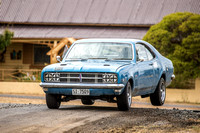 68 - Tim Williams  - 1968 Holden Monaro GTS E - Ross Hill Climb - 12th March 2017-12