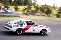 5 Callan Thomas Mitsubishi Starion Muscle Car Cup Over 2 Litres - Sunday-3