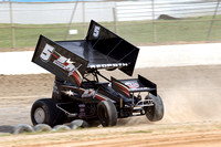sprintcar 5 t5 adrian redpath - 2 - Latrobe Practice Day - 11th October 2014-12