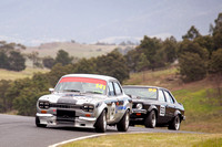 141 Scott Waters Ford Escort MkI Muscle Car Cup Under 2 Litres - Saturday