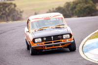 2 Jason Humble Mazda RX2 Coupe Group N Under 3 Litre - Saturday-2