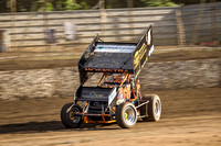 sprintcar 4 t4 Gerry Hoekstra - 20 - Hobart - 13th Feb 2016-7