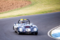 8 Graham Vaughan Lotus 11 Replica 1958 Regularity Sports & Racing Cars Group 2 - Saturday-7