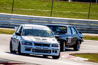 Improved Production 31 Tony Warren Mitsubishi Evo 7 - Super Series - Rnd 5 - 7th Sep 2014-9