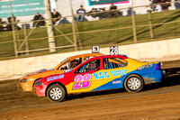 Street Stock 28 T28 - 04 - Latrobe - 21st Oct 2017-5
