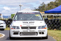 Improved Production 31 Tony Warren Mitsubishi Evo 7 - Super Series Rnd 6 - 16th Nov 2014-5
