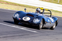 8 Graham Vaughan Lotus 11 Replica 1958 Regularity Sports & Racing Cars Group 2 - Friday Practice-2