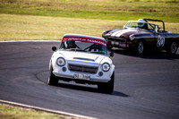 3 Geoff Duggan Datsun 2000 Sports - Muscle Car Cup Under Two Litre - Saturday-6
