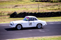 3 Geoff Duggan Datsun 2000 Sports - Muscle Car Cup Under Two Litre - Saturday