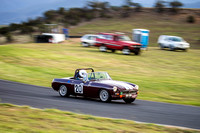 20 Roger Chapman - MGB Roadster - Group S & Invited - Saturday-14