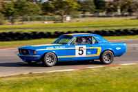 Historic Touring Car 5 - Super Series - Rnd 4 - 31st July 2016-9