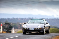 6 - Matt Aylen - 1986 Porsche 928 S3 E - Ross Hill Climb - 12th March 2017