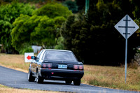 24 - Garry Griffiths - 1987 Nissan Skyline GTS Turbo D - Ross Hill Climb - 12th March 2017-4
