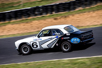6 Richard Fleming - Ford Escort - Muscle Car Cup Under Two Litres - Saturday-2